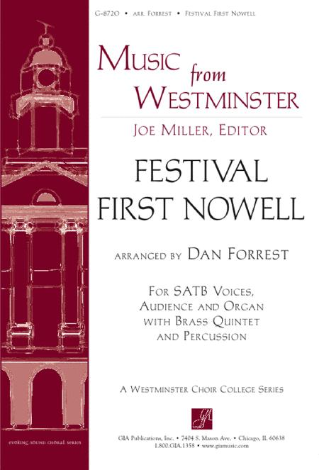 Festival First Nowell - Full Score and Orchestral Parts