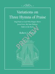 Variations on Three Hymns of Praise