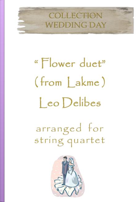 Flower duet from Lakme
