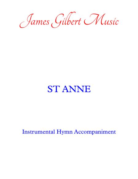 ST ANNE (O God, Our Help In Ages Past)