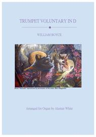 William Boyce - Trumpet Voluntary in D