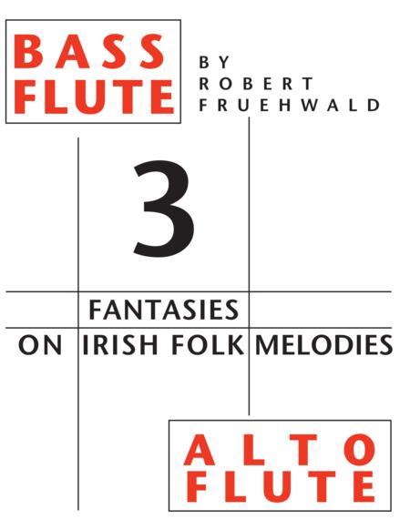 Three Fantasies on Irish Folk Melodies