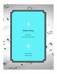 Alexa's Song - Piano Solo