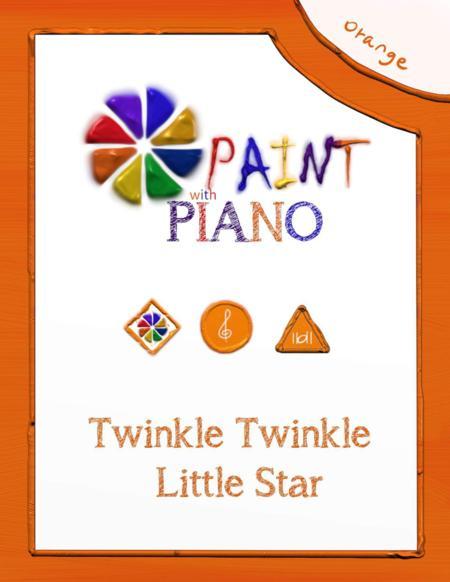 Twinkle Twinkle Little Star (Easy Piano)