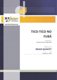 Tico-Tico no Fubá - Choro - Brass Quintet