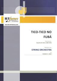 Tico-Tico no Fubá - Choro - String Orchestra
