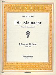 Die Mainacht, Op. 43/2