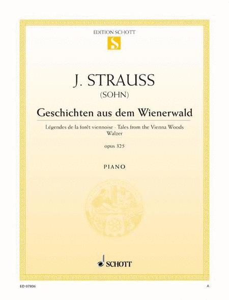 Geschichten aus dem Wienerwald, Op. 325