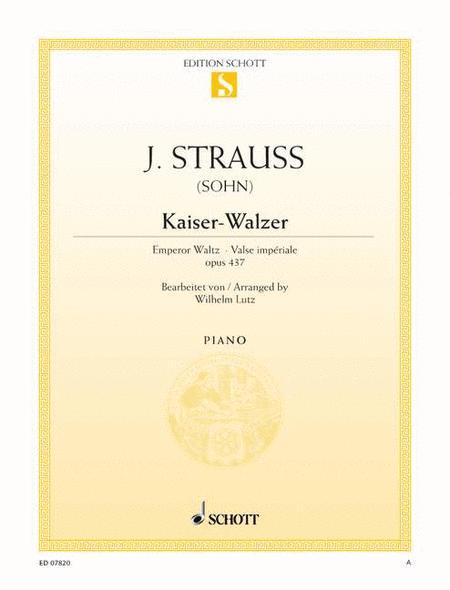 Kaiser-Walzer, Op. 437