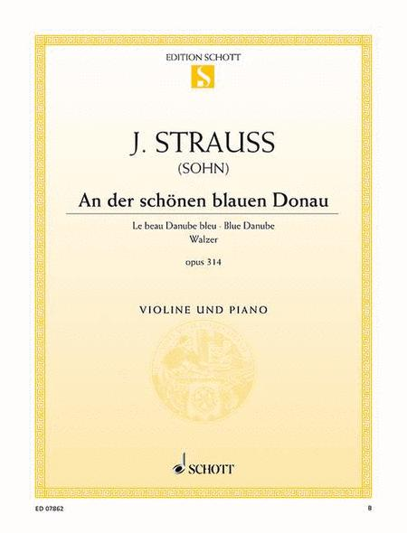 Blue Danube, Op. 314