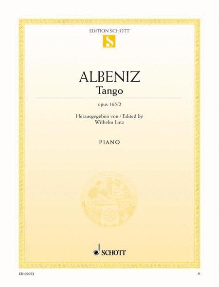 Tango, Op. 165/2