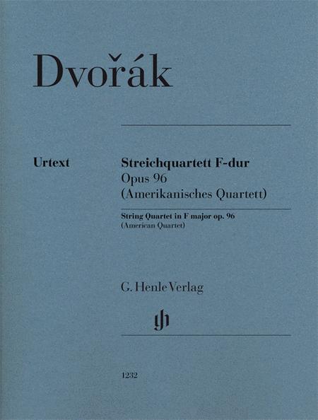 String Quartet F major op. 96 (American Quartet) op. 96