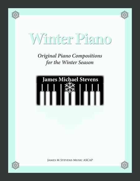 Winter Piano (original piano solos)