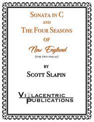 Sonata in C for Two Violas