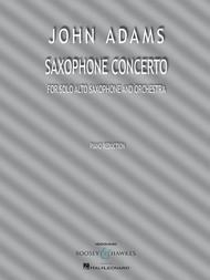 Saxophone Concerto