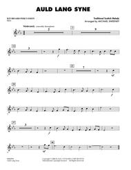Auld Lang Syne - Keyboard Percussion