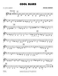 Cool Blues - Eb Alto Clarinet
