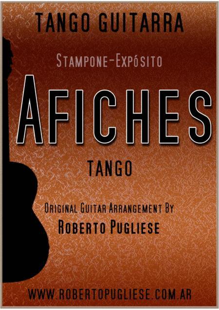 Afiches - Tango (Stampone - Exposito)