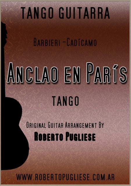 Anclao en Paris - Tango (Barbieri - Cadicamo)