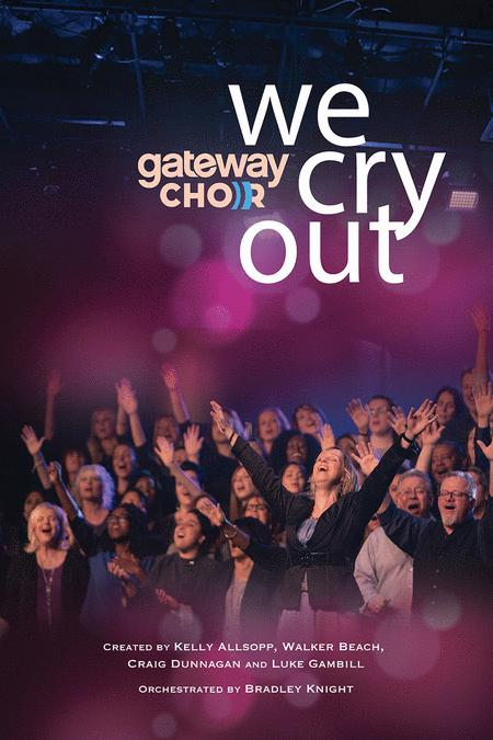 We Cry Out (Choral Book)