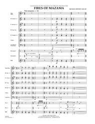 Fires of Mazama - Full Score