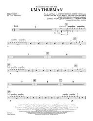 Uma Thurman - Percussion 2