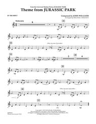 "Theme from jurassic park"" from 'jurassic park' sheet music (violin."