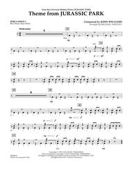 Theme from Jurassic Park - Percussion 1
