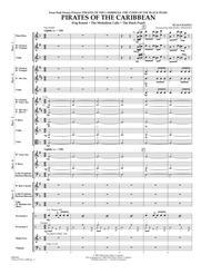 Pirates Of The Caribbean (Flex-Band) - Conductor Score (Full Score)