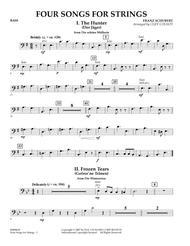 Four Songs for Strings - Bass