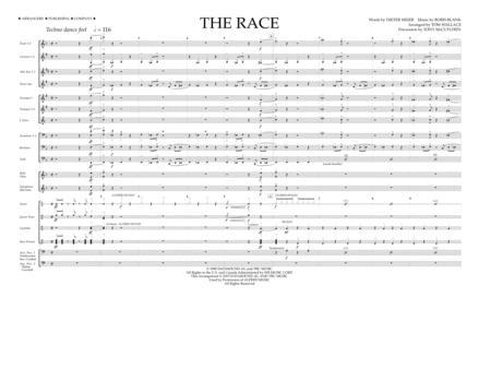 The Race - Full Score