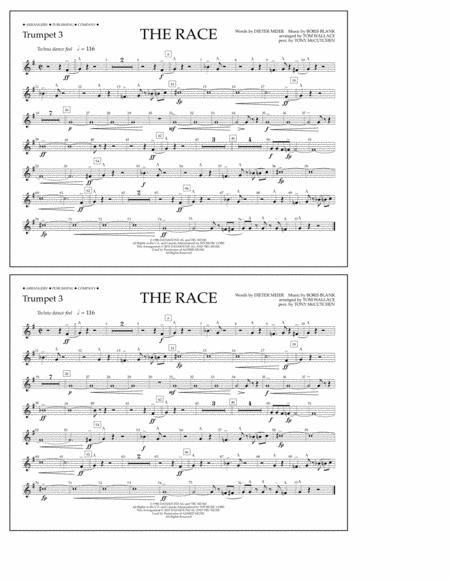 The Race - Trumpet 3