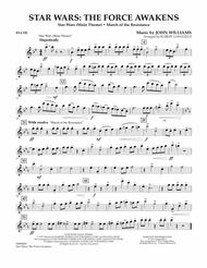 Download Star Wars The Force Awakens Flute Sheet Music By John