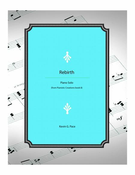 Rebirth - piano solo