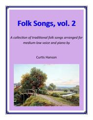 Folk Songs, vol. 2 - ML