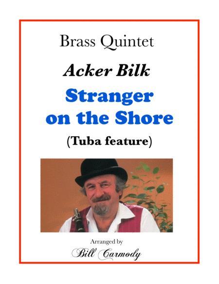 Stranger on the Shore (tuba feature)