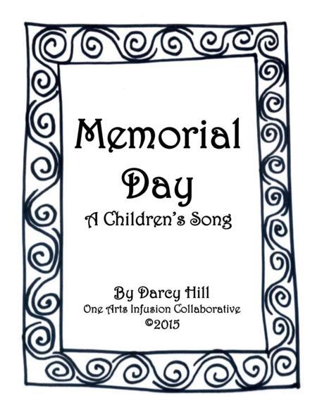 Memorial Day A Children's Song