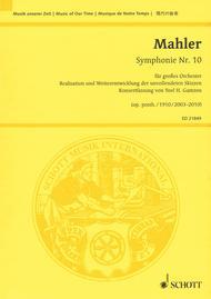Symphonie Nr. 10 op. posth.
