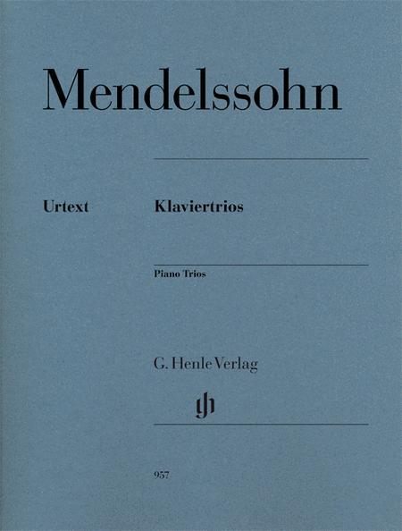 Piano Trios op. 49, op. 66