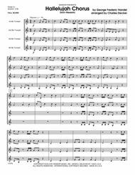 Hallelujah Chorus (from Messiah) - Full Score