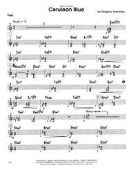 Cerulean Blue - Piano