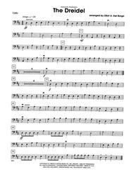 Dreidel, The - Cello