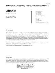 Attack! - Full Score