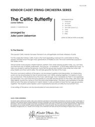Celtic Butterfly, The (Junior Edition) - Full Score