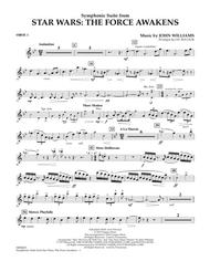 Symphonic Suite from Star Wars: The Force Awakens - Oboe 1