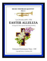 Easter Alleluia