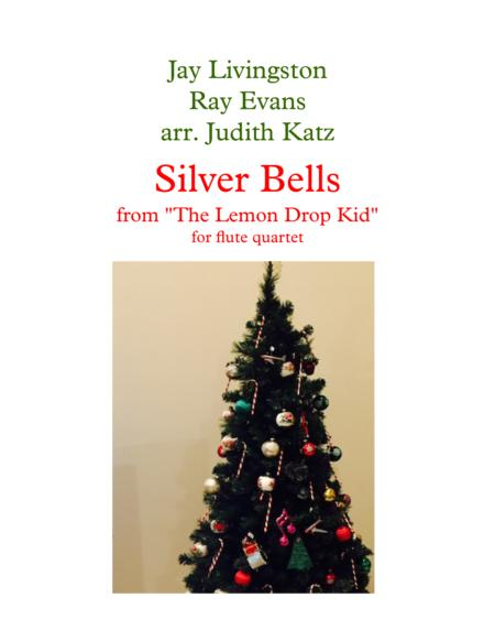 Silver Bells - for flute quartet -