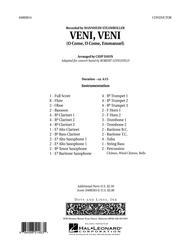 Veni, Veni (O Come, O Come Emmanuel) - Full Score