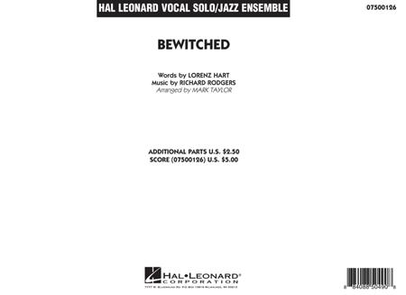 Bewitched - Conductor Score (Full Score)