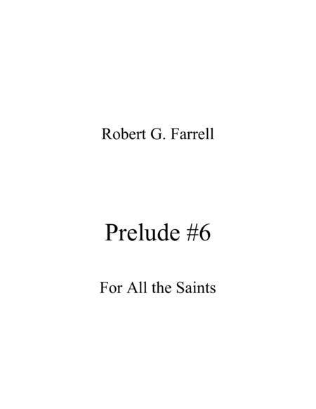 Prelude No. 6